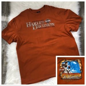 Harley Davidson Motorcycles St Augustine T-Shirt